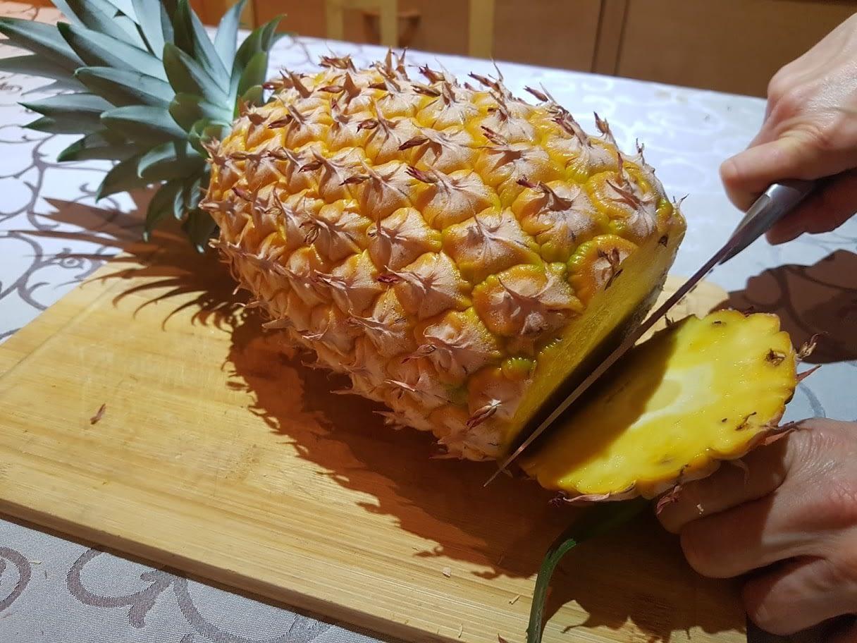 Vypěstujte si doma ananas!