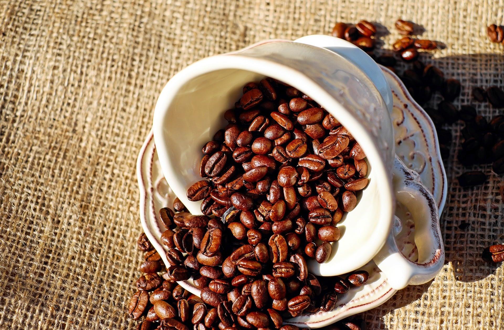 DIY – kávový peeling na tělo i pleť